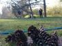 Kavalíři  schůzky - duben v Borském parku