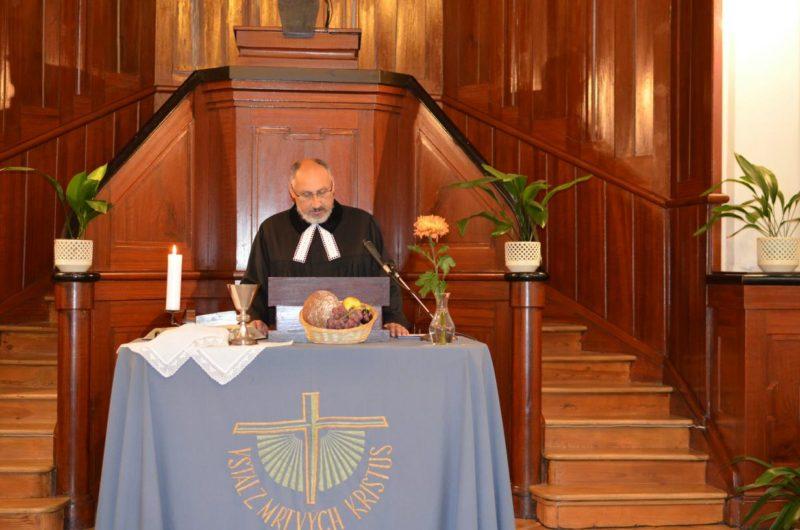 Bohoslužby se sv. večeří Páně @ Chrám Mistra Jana Husi